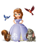 WHATNAUGHT, MIA, PRINCESS SOFIA, CLOVER, ROBIN
