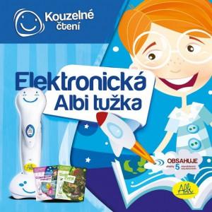 Kouzelné čtení_elektronická tužka ALBI