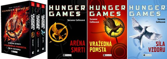 Szanne Collins - Hunger Games